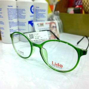 Gọng kính mắt tròn nhỏ LD2026-1