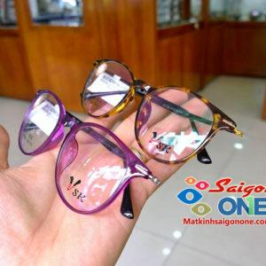 Gọng kính nhựa mảnh mắt to