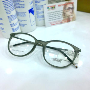 Gọng kính nhựa silhouette S6061-2
