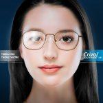 Tròng Kính Pháp Essilor CrizalL SAPPHIRE 360° UV