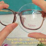 Video Hướng dẫn các chọn tròng kính và sử dụng tròng kính sao cho bền